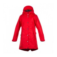 HUPPA parka JANELLE 140g insulation red 18028014-70004