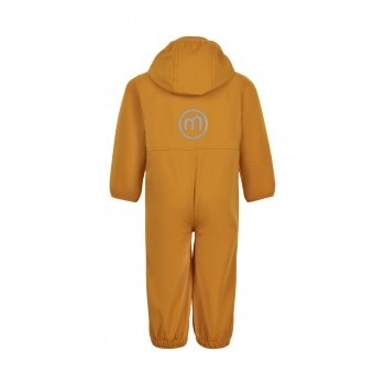 MINYMO softshell overall Golden Orange 5567-3310