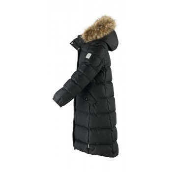 Reima Satu feather coat Black 531488-9990