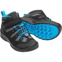 KEEN HIKEPORT MID Waterproof black/blue 1018004