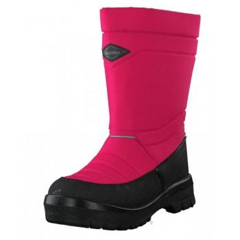 KUOMA Putkivarsi pink WOOL lining 1303-37
