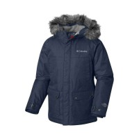COLUMBIA Snowfield winter jacket navy WY0020-464