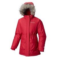 COLUMBIA Nordic Strider jacket red WG4001-623