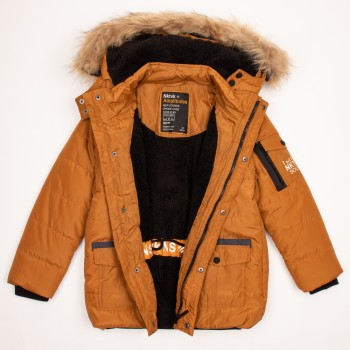 MAYORAL boys winterjacket amber 7477-19
