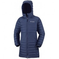 COLUMBIA Powder Lite™ Girls Mid Jacket synthetic down 150g EG0013-466