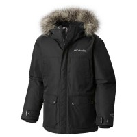 COLUMBIA Snowfield winter jacket black WY0020-010