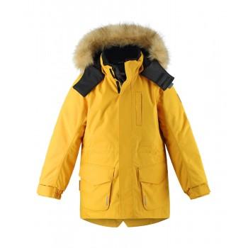 Reima NAAPURI winter parka Warm Yellow 531351-2420