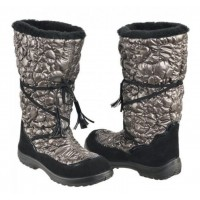 KUOMA Glamour grey winterboots 140611-11