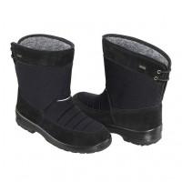 KUOMA Talvikki black winterboots 141403-03