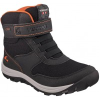 Viking HAMAR black/orange  GORE-TEX winterboots 3-87570-231