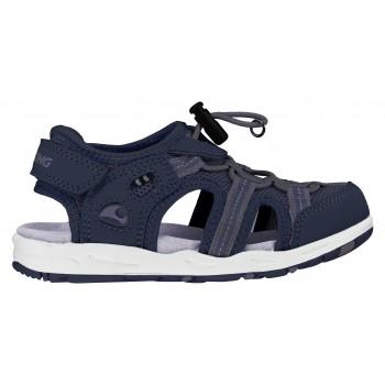 VIKING Thrill Navy/Grey sandals  3-44830-503