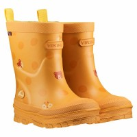 VIKING Hidden Animals rubber boots Yellow 1-10610-13