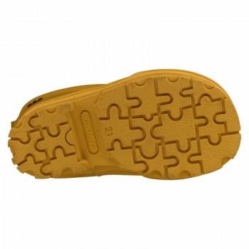 VIKING Hidden Animals rubber boots Yellow 1-10610-13