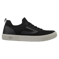 VIKING Retro Knitted Jr sneakers Black 3-51405-2