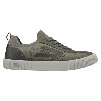 VIKING Retro Knitted Jr sneakers Olive 3-51405-37