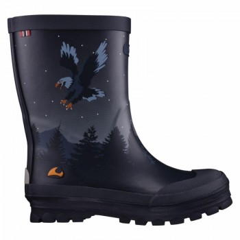 VIKING Jolly Bat & Eagle rubber boots navy/multi 1-10630-550